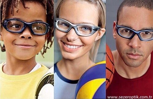 numaralı sporcu gözlüğü