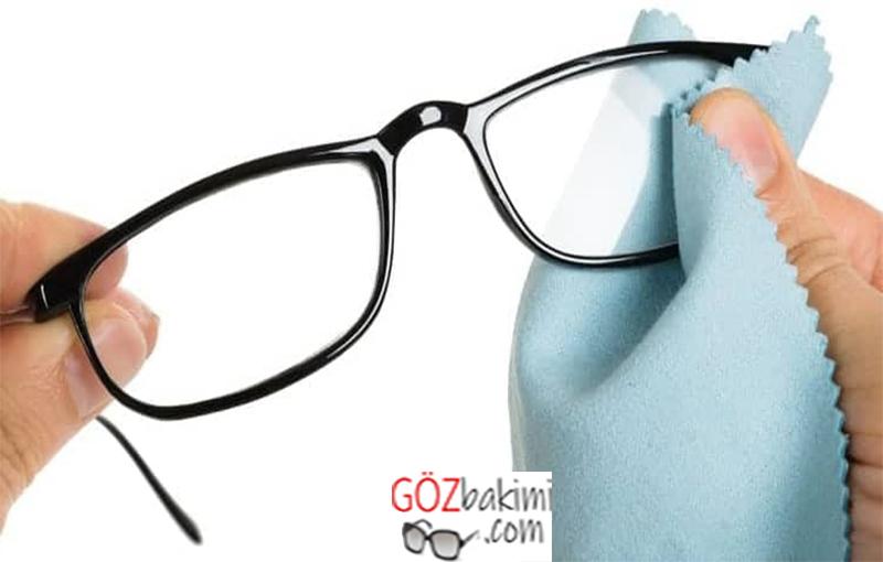 Çizilen gözlük ve güneş gözlüğü camları nasıl düzeltilir.